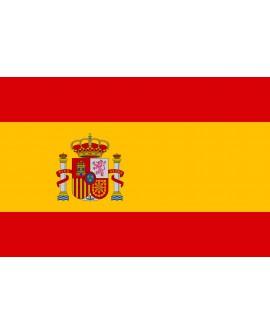 Bandiera Spagna 100X140 - BANSPA