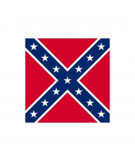 Bandiera Stati Confederati d'America 50X50 - BANSUDP