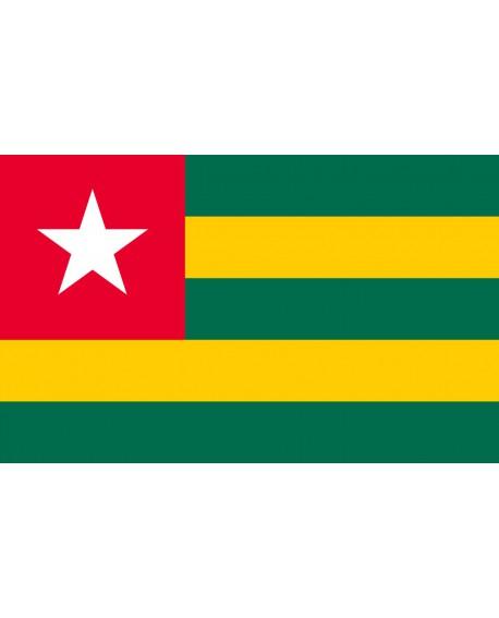 Bandiera Togo 100X140 - BANTOG