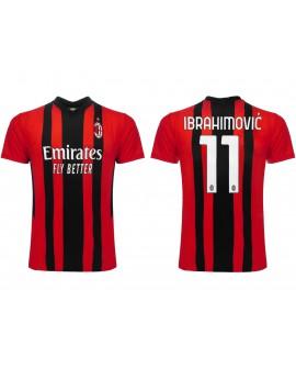 Maglia Calcio Milan AC 21/22 - Personalizzata - MIIB22