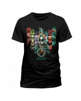 T-Shirt Aquaman Until the Kingdoms - AQU1.NR