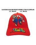Box 2pz Cappello Nintendo Super Mario - SMCAP1