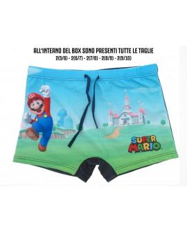 Box 10pz Costume Nintendo Super Mario - Castello - SMCOS3