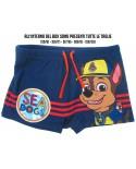 Box 10pz Costume Paw Patrol - Sea Dogs - PAWCOS7