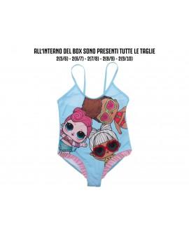 Box 10pz Costume intero L.O.L. Surpeise - LOLCOS1