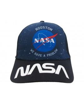 Cappello Nasa - Houston We Have a Problem - NASCAP1.BN