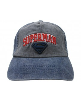 Cappello Superman Jeans - One Size Regolabile - SUPCAP3