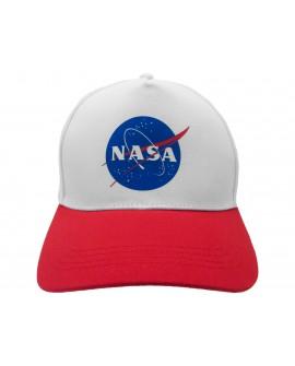 Cappello Nasa Logo - One Size Regolabile - NASCAP2