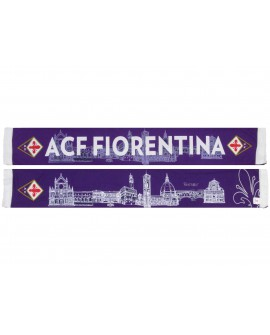 Sciarpa Fiorentina ACF Poliestere FI1683 - FIOSCRP2