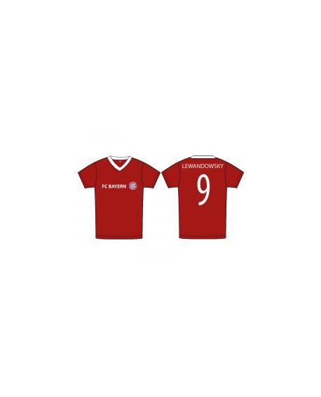 Maglia Calcio UfficialeBayern Munchen F.C. K8BMC - BMLEW19