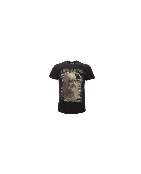 T-Shirt Turistica Leonardo - ARTL17.NR