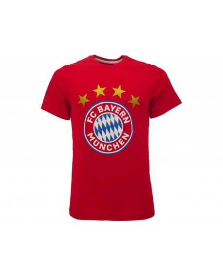 T-shirt Ufficiale Bayern Munchen FC K8BFP - BMTSH1