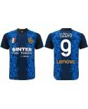 Maglia Calcio Inter F.C. 21/22 - Personalizzata - INDZ22