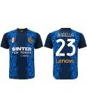 Maglia Calcio Inter F.C. 21/22 - Personalizzata - INBA22
