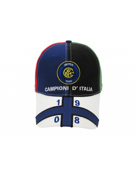 Cappello Ufficiale FC. Internazionale - INTCAP4