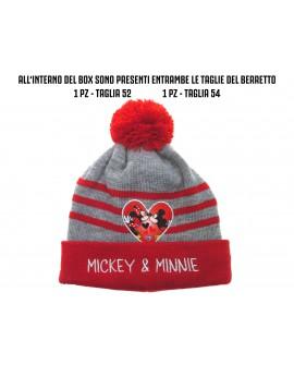 Berretto Minnie - Mickey & Minnie - MINBER2