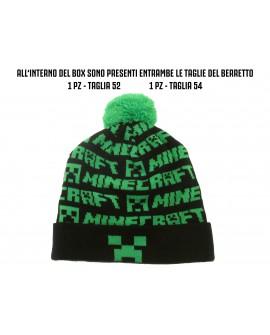 Berretto Minecraft - MCBER2