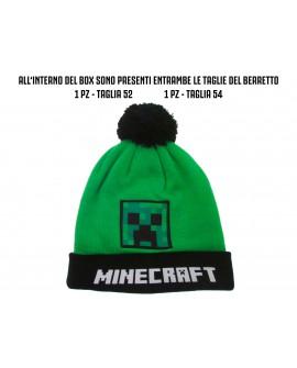 Berretto Minecraft - MCBER4