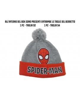 Berretto Spiderman - Maschera - SPIBER1
