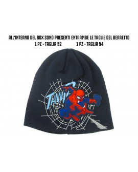 Berretto Spiderman - Thwip!! - SPIBER2