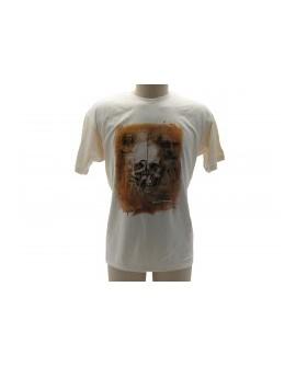 T-Shirt Turistica Leonardo Teschio - ARTLTES.BEJ