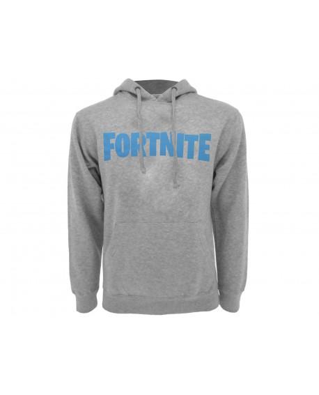 Felpa Fortnite Logo Azzurro - FORTF1