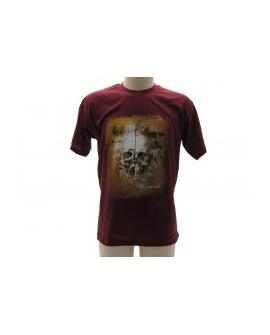 T-Shirt Turistica Leonardo Teschio - ARTLTES.BO