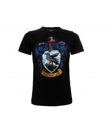 T-Shirt Harry Potter Corvonero vintage - HP10.NR
