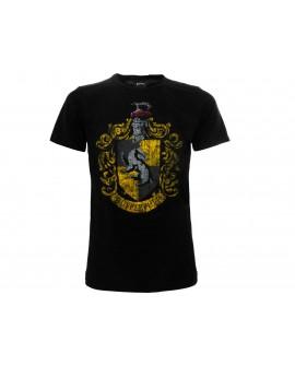 T-Shirt Harry Potter Tassorosso vintage - HP11.NR