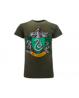 T-Shirt Harry Potter Serpeverde - HP15.VE