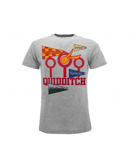 T-Shirt Harry Potter Quidditch - HP16.GRM