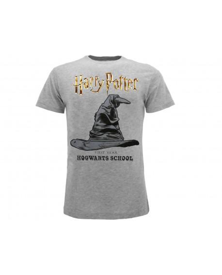 T-Shirt Harry Potter Cappello Parlante - HP17.GRM