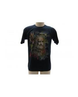 T-Shirt Turistica Leonardo Volto - ARTLVOL.BN