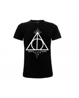 T-Shirt Harry Potter Doni della Morte - HP2.NR