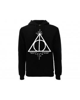 Felpa Harry Potter Doni della Morte - HP2F.NR