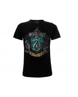 T-Shirt Harry Potter Serpeverde vintage - HP4.NR