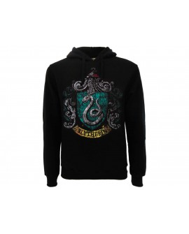 Felpa Harry Potter Serpeverde vintage - HP4F.NR