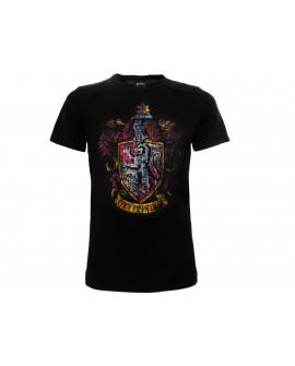 T-Shirt Harry Potter Grifondoro vintage - HP5.NR