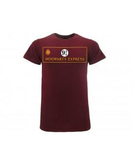 T-Shirt Harry Potter Binario 9 3/4 - HP6.BO