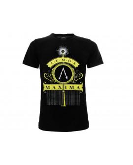 T-Shirt Harry Potter Lumos Maxima - HP8.NR