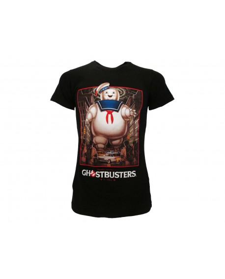 T-shirt Ghostbusters - GH3.NR