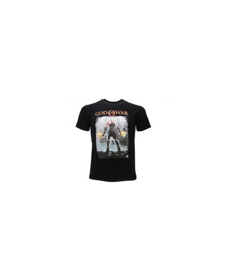 T-Shirt God of War Sony Playstation - GOWFU.NR