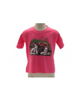 T-Shirt Turistica Raffaello Putti - ARTRAFPUT.FX