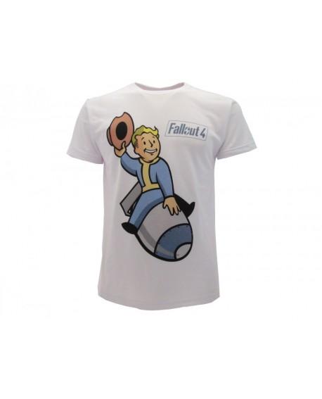 T-Shirt Fallout 4 - FAL1.BI