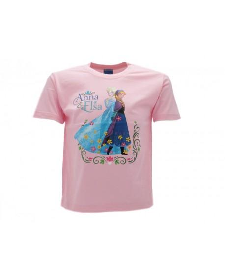 T-Shirt Frozen Anna & Elsa - FROAE16.RS