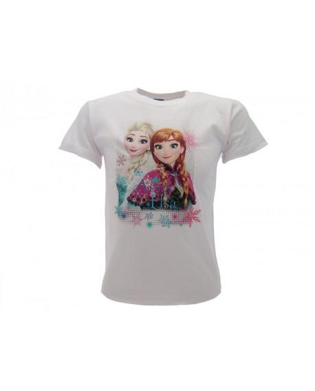 T-Shirt Frozen Anna & Elsa - FROAE17.BI