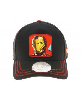 Cappello iron Man - IMCAP2.NR