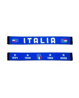 Sciarpa Ufficiale Italia FIGC Polyester FG1452 - ITSCRP3