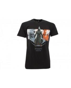 T-Shirt Assassin's Creed Bandiera - ASUBAN.NR