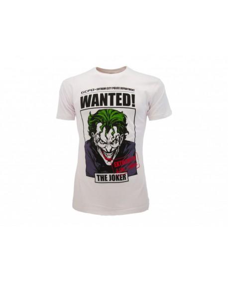 T-shirt Joker Wanted! - JOK1.BI